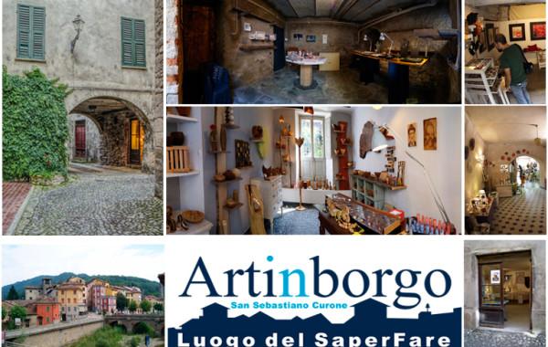 """ARTINBORGO, """"il Borgo del Saper Fare"""", ed. 2018"""
