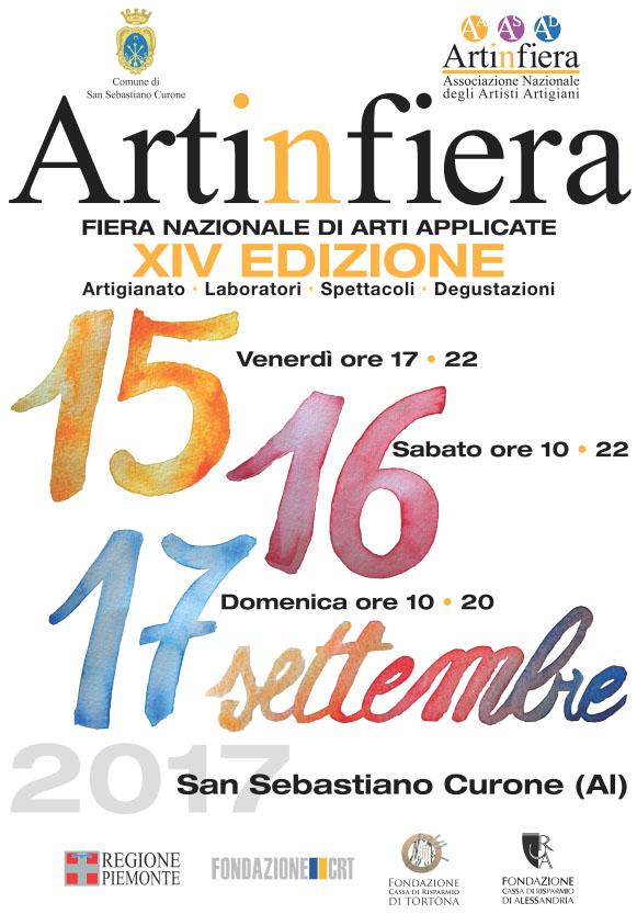 ArtinFiera 15‐16‐17 Settembre 2017